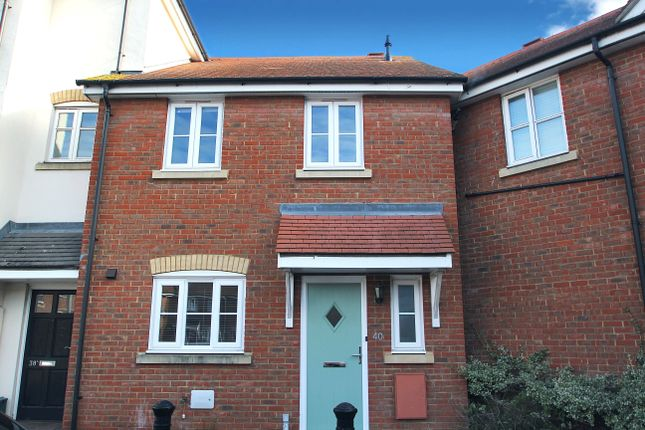 Thumbnail Terraced house to rent in Caxton Close, Tiptree, Colchester