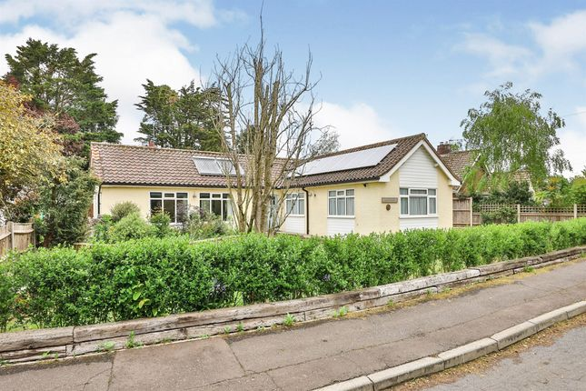 Thumbnail Detached bungalow for sale in Oaks Drive, Swaffham