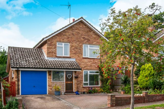 Thumbnail Detached house for sale in St Andrews Place, Melton, Woodbridge