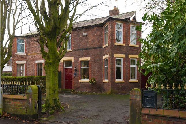 Thumbnail Semi-detached house for sale in St. Helens Road, Ormskirk