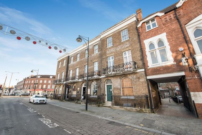 Thumbnail Flat for sale in High Street, High Wycombe