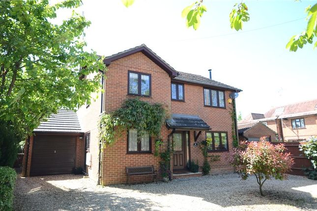 Thumbnail Detached house for sale in Hyde End Road, Spencers Wood, Reading
