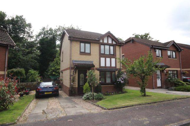 External of Norwood Terrace, Uddingston, Glasgow G71