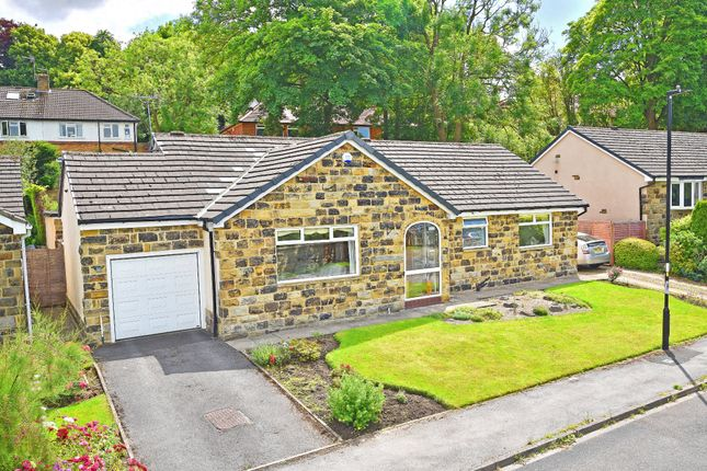 Thumbnail Detached bungalow for sale in Oakdale Glen, Harrogate