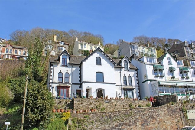 Thumbnail End terrace house for sale in Station Road, Looe, Cornwall