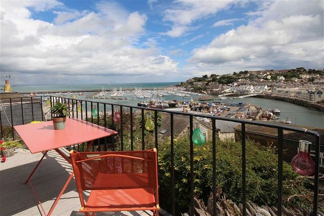 Thumbnail End terrace house for sale in North Furzeham Road, Harbour Area, Brixham