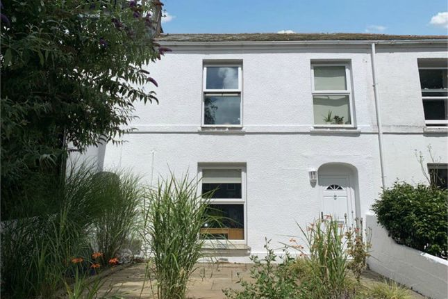 Thumbnail Town house for sale in Kimberley Park Road, Falmouth