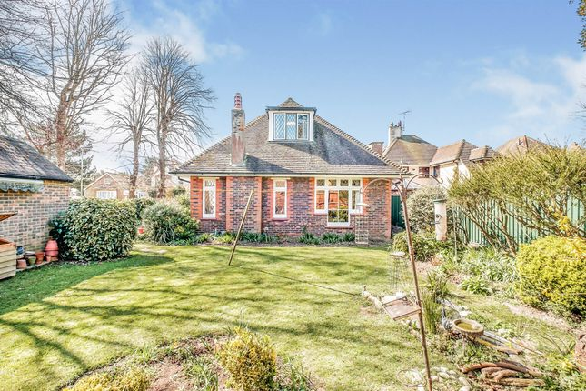 Thumbnail Detached house for sale in Church Road, Worthing