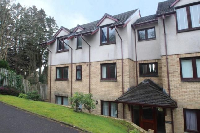 Thumbnail Flat for sale in Larchfield House, Maclachlan Road, Helensburgh, Argyll And Bute