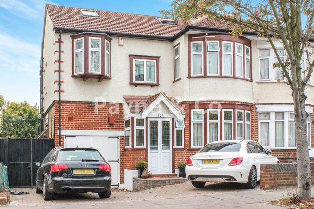 Thumbnail Semi-detached house for sale in Wanstead Park Road, Ilford