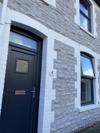 2 bed terraced house to rent in Barry Road, Pontypridd CF37