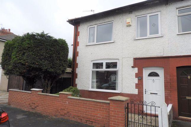 3 bed terraced house to rent in Inkerman Street, Ashton-On-Ribble, Preston PR2