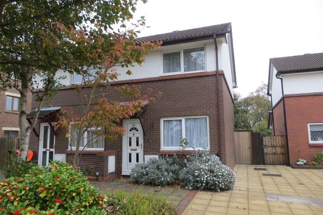 Thumbnail Semi-detached house to rent in Heath Mead, Heath