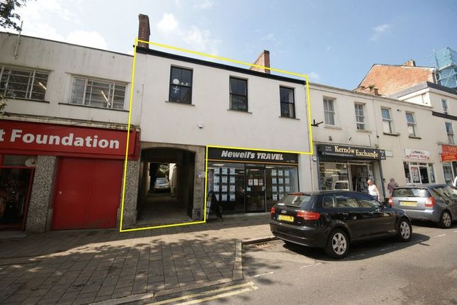 Thumbnail Maisonette for sale in Fore Street, Bodmin
