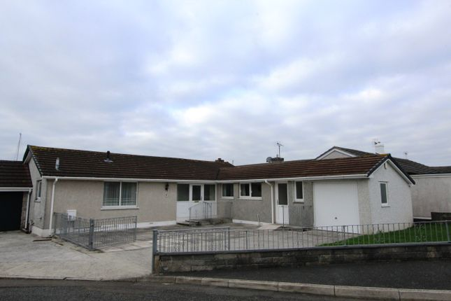 Thumbnail Semi-detached bungalow for sale in Chapeldown Road, Torpoint
