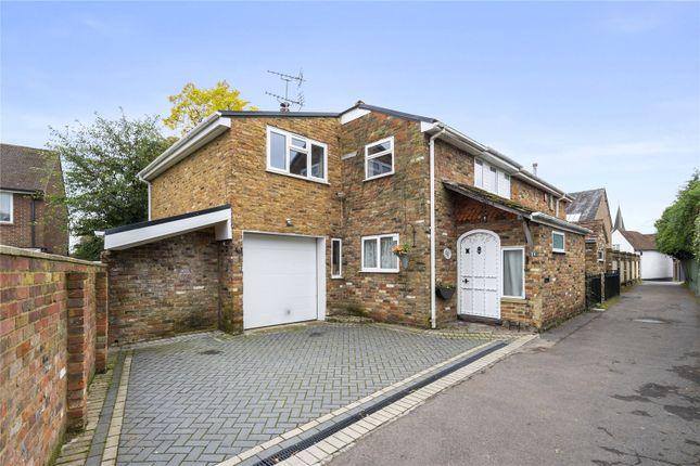Thumbnail Detached house for sale in High Street, Burnham, Buckinghamshire