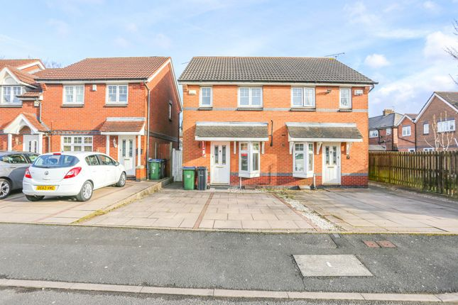 2 bed semi-detached house to rent in Avery Myers Close, Oldbury