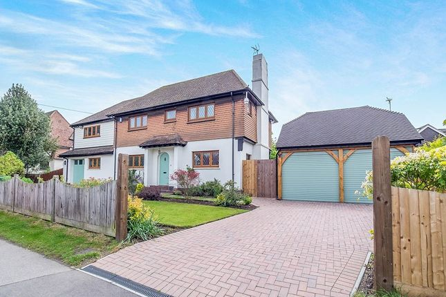 Thumbnail Detached house for sale in The Landway, Bearsted, Maidstone