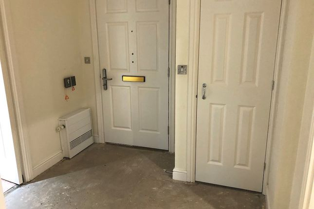 Hallway of St Crispin Retirement Village, St Crispin Drive, Duston, Northampton NN5