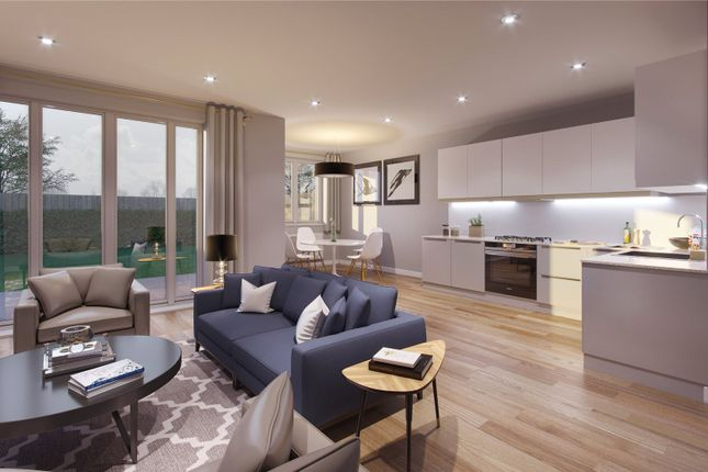 Thumbnail Maisonette for sale in Frimley Road, Camberley, Surrey