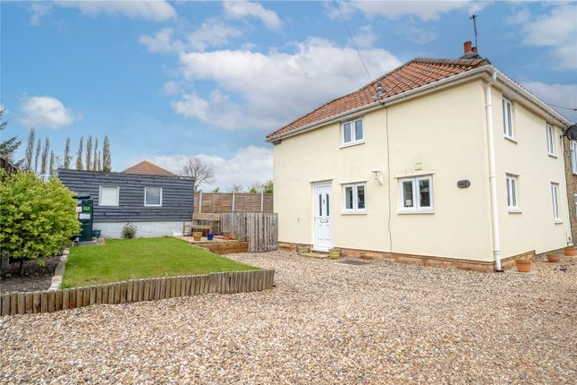3 bed semi-detached house for sale in Feltwell Road, Southery, Downham Market PE38