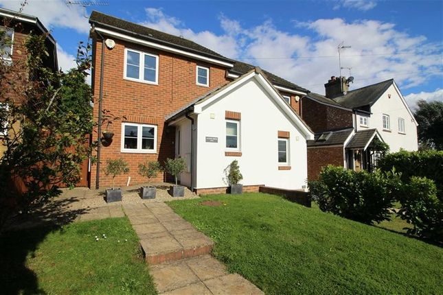 Thumbnail Semi-detached house for sale in High Street, Codicote, Hitchin, Hertfordshire
