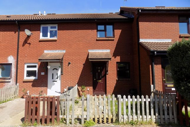 Thumbnail Terraced house for sale in Cabot Drive, Dibden
