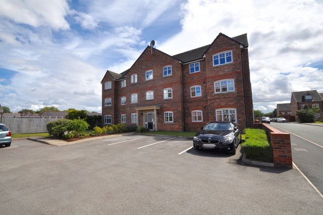 Thumbnail Flat for sale in Marymount Close, Wallasey