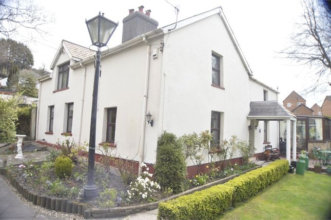 Thumbnail Detached house for sale in Groeswen Ganol, Groeswen Lane, Port Talbot, West Glamorgan