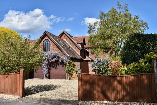 Detached house for sale in Westfield Road, Lymington