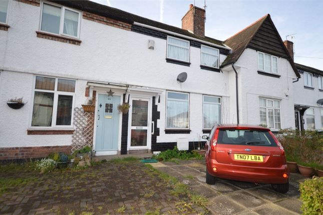 Thumbnail Terraced house for sale in Fairway North, Bromborough, Merseyside