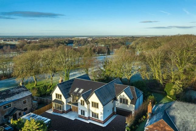 Thumbnail Detached house for sale in Hardacre House, Hardacre Lane, Whittle-Le-Woods