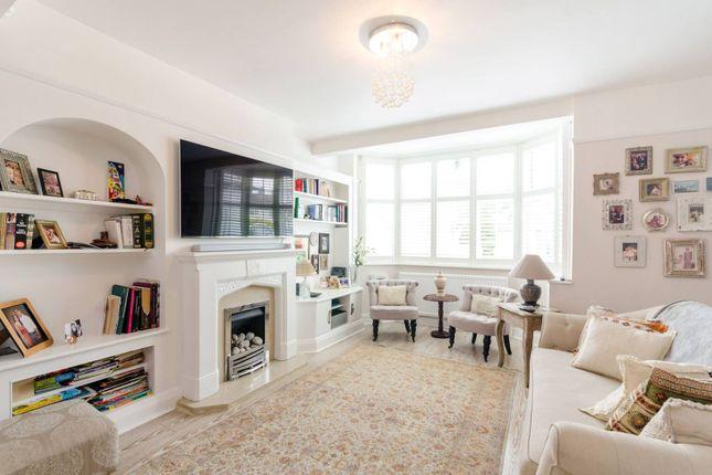 Thumbnail Semi-detached house to rent in Hollington Crescent, Motspur Park