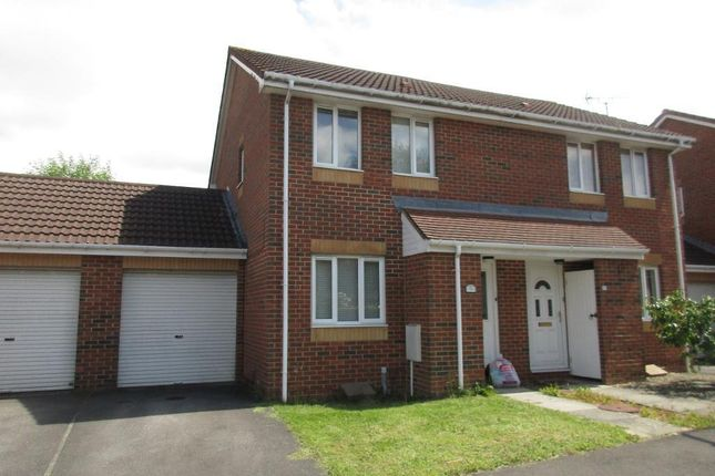 Thumbnail Property to rent in Church Farm Road, Emersons Green, Bristol