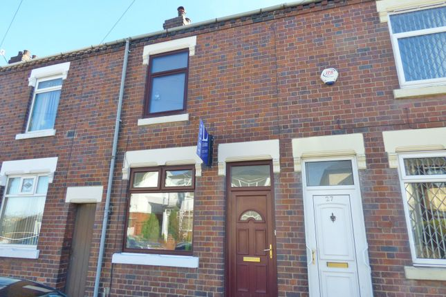 Thumbnail Property to rent in Minton Street, Hartshill, Stoke-On-Trent