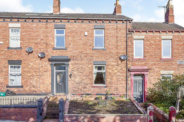 Thumbnail Terraced house for sale in Wigton Road, Carlisle, Cumbria