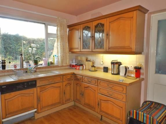 Kitchen of Malthouse Lane, Peasmarsh, Rye, East Sussex TN31