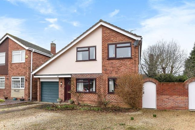 Thumbnail Detached house for sale in Loddon Close, Abingdon