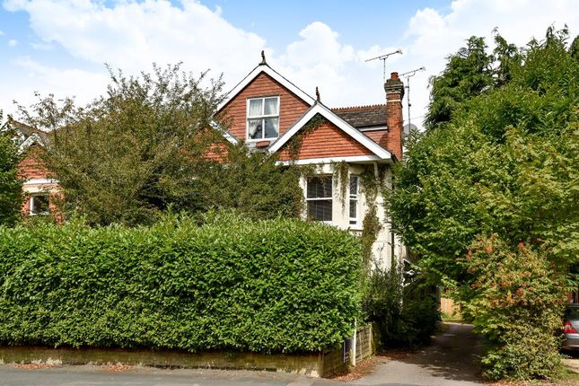 Thumbnail Flat for sale in Upper Gordon Road, Camberley