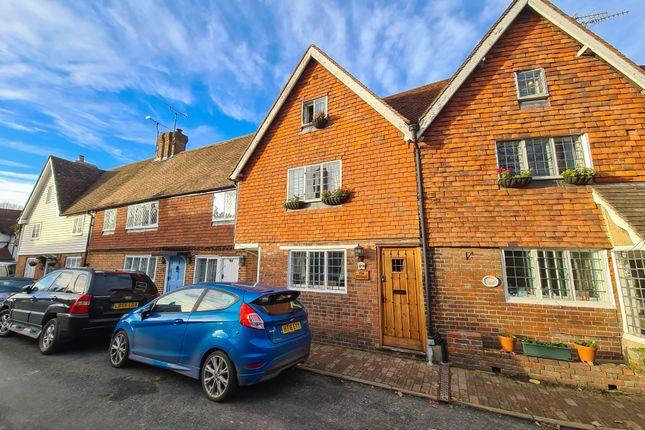 Thumbnail Maisonette for sale in High Street, Cowden, Edenbridge