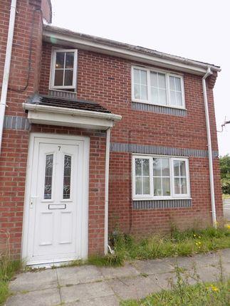 Thumbnail Flat to rent in Bayer Street, Bilston