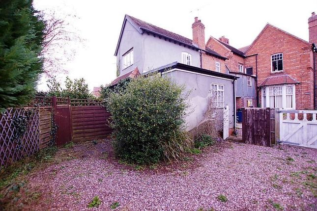 Thumbnail Cottage for sale in Curzon Park South, Chester