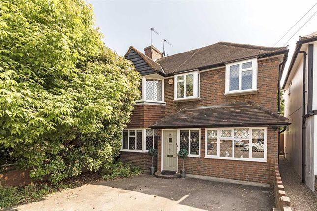 Thumbnail Semi-detached house for sale in Cypress Avenue, Whitton, Twickenham