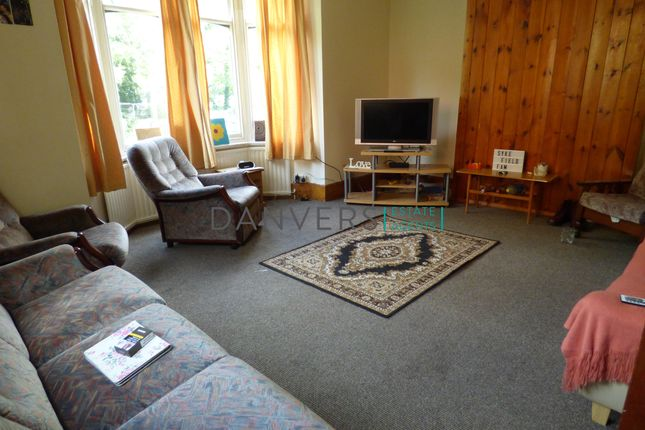 Thumbnail Detached house to rent in Sykefield Avenue, Leicester