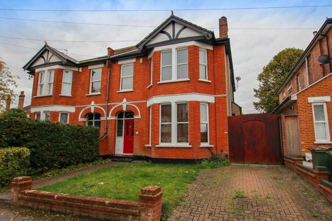Thumbnail Semi-detached house to rent in Grosvenor Gardens, Wallington