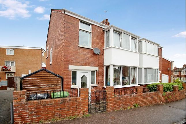 Thumbnail Semi-detached house for sale in Anthony Road, Heavitree, Exeter