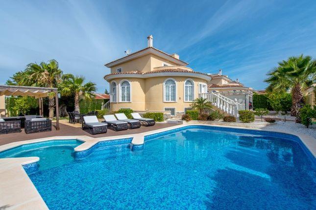 Thumbnail Villa for sale in Calle Islas Chafarinas, 20 - Modelo Lucía Especial, Rojales, Alicante