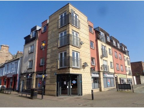 Thumbnail Flat to rent in East Vennel, Alloa