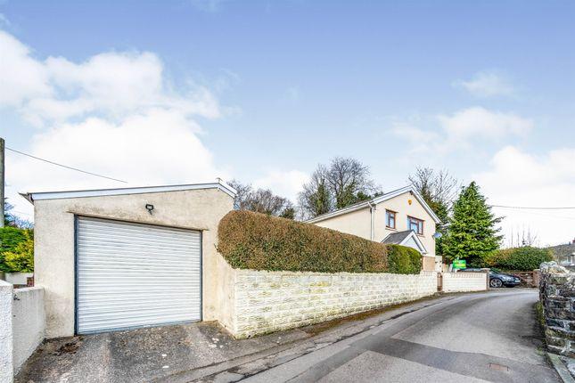 3 bed detached house for sale in Farm Road, Heolgerrig, Merthyr Tydfil CF48