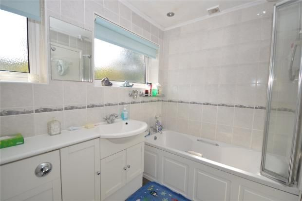Bathroom of The Marles, Exmouth, Devon EX8